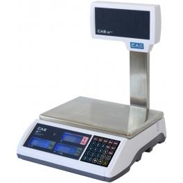 Váha obchodní CAS ER-PLUS 30kg s nožkou