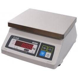 Kuchyňská váha CAS SW-LR s LED displejem 10 kg