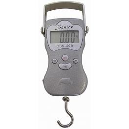 Váha pro rybáře OCS-F/30kg s metrem