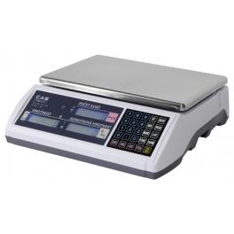 Počítaci váha technologická CAS EC-H 15kg/0,5g