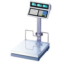 Obchodní váha s výpočtem ceny můstková CAS EB-S 60kg