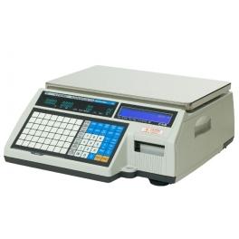 Etiketovací váha CAS CL5500 30kg bez nožky