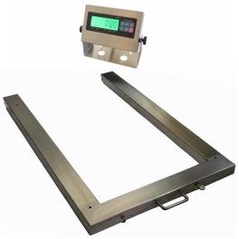 Paletová váha P4T0812L 600kg/A12SS