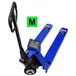 Vážící paletový vozík KPZ 71-9SE