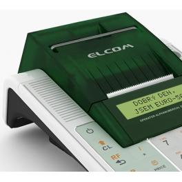 Reg. pokladna EURO-50TEi Wi-Fi, 2.000 PLU