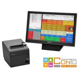 "LYNX POS 15"" dotykový systém Conto Basic Win10"