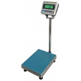 Váha můstková do 150kg, 500x500mm, s indikátorem CAS DBI