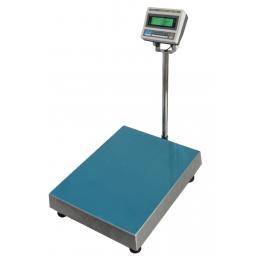 Váha můstková do 300 kg, 600x600mm, s indikátorem DBI